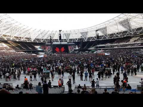 Guns n Roses London 2017 full koncert 4K