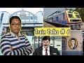 Train Talks #6   Mumbai AC Local, TTE dress Change, Indian Railway Global Tender