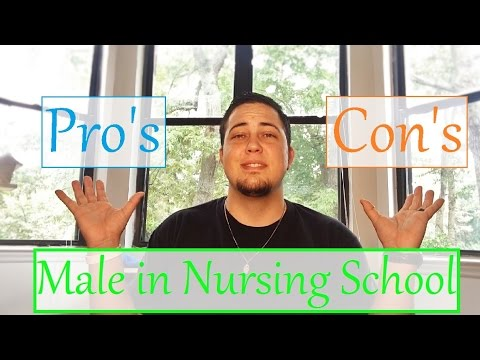 Males In Nursing School | Pros And Cons