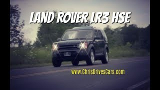 Land Rover LR3 HSE - Video Test Drive