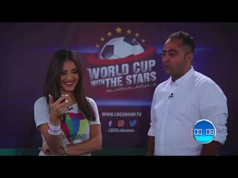 كأس العالم مع النجوم -  رضوان غندور
