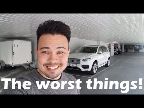 The Worst Things About My 2016 Volvo XC90!