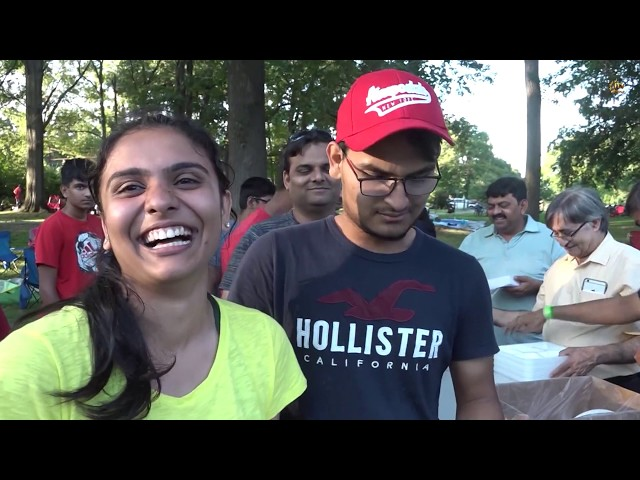 Kadwa Patidar Cultural Association Organizes Summer Picnic Festival - Merrill Park, New Jersey