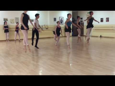 Brigitte Gauci Borda school of Dance Malta summer 2016
