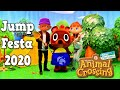 Real-Life Animal Crossing New Horizons! Jump Festa 2020
