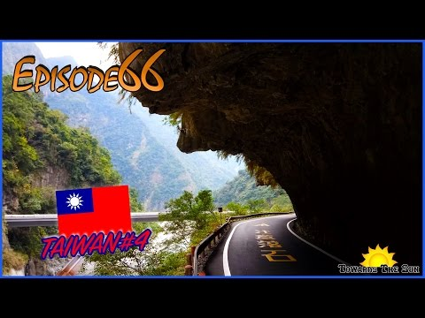 How to travel by train FOR FREE. Taroko, Taipei (TAIWAN). Towards The Sun by Hitchhiking 66