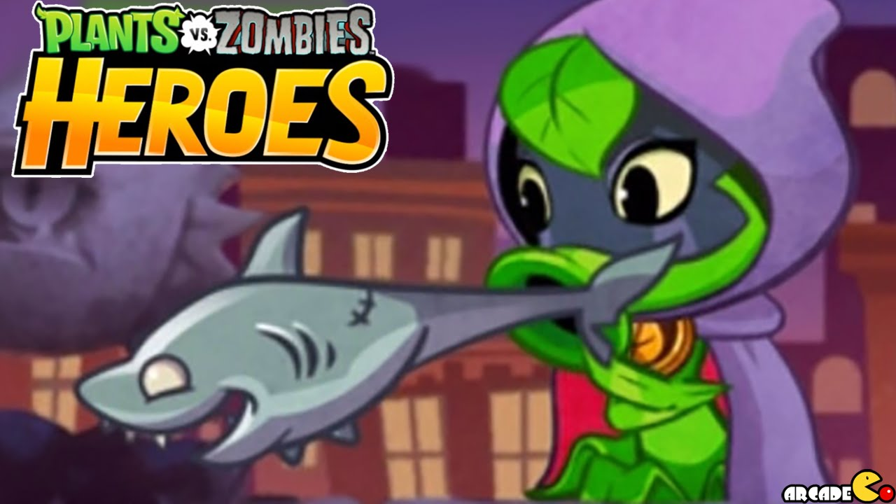 how to draw plants vs zombies heroes