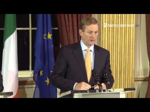 Government meets European Parliament Conference of Presidents