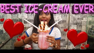 Mumbai street food | Froozo | Best Icecream parlour | Indian street food |