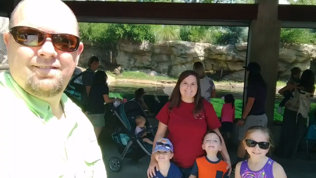Riverbank Zoo in Columbia SC Williams Party of 5 YouTube
