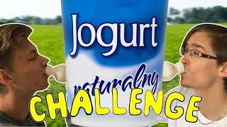 JOGURT CHALLENGE