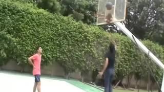 k r mangalam world school gk ii sports basket ball