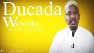 DUCADA WALWALKA -SH.MUSTAFE X.ISMAACIIL HAARUUN |islamic society