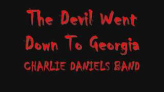 Charlie Daniels Band - The Devil Went Down To Georgia (ORIGINAL VERSION)