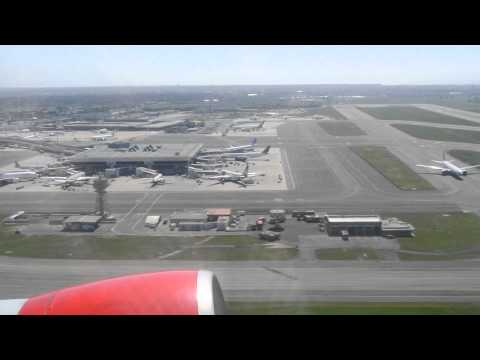 AIR CANADA ROUGE - Rome (FCO) To Montreal (YUL) March 30, 2016