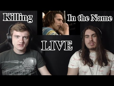 College Students' First Time Hearing - Killing in the Name Live | Rage Against The Machine Reaction