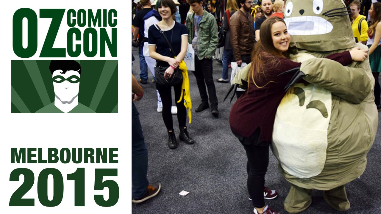 Comic con dates in Melbourne