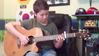 2ne1 come back home unplugged ver fingerstyle instrumental guitar cover
