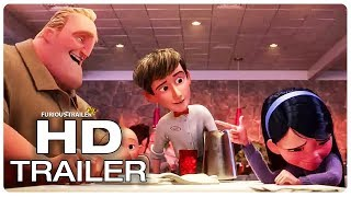 INCREDIBLES 2 Violet Introduces Her Boyfriend To Family Trailer (NEW 2018) Superhero Movie HD thumbnail