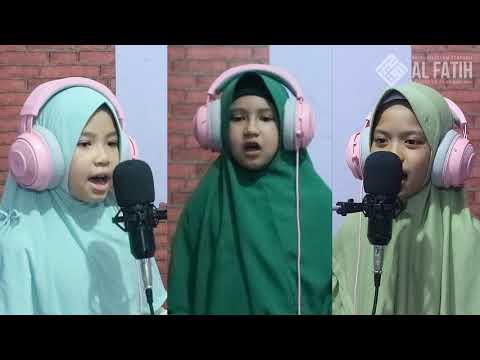 Aku Ingin Jadi Hafidz Quran | Cover by SD IT Al Fatih Makassar