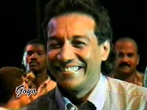 Mi primera cana - Diomedes Diaz e Ivan Zuleta 1997 en el Rincon Latino