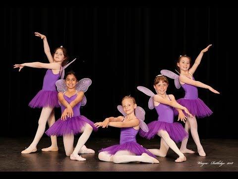 Children's Ballet I Dance Performance