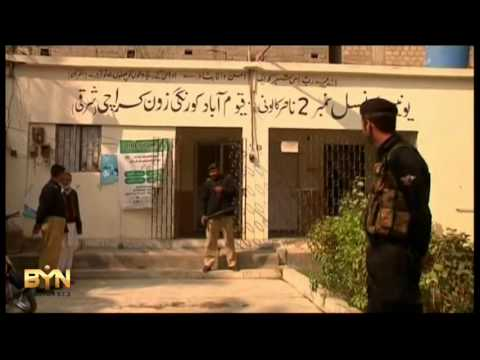 2120AS PAKISTAN-POLIO TEAM ATTACK