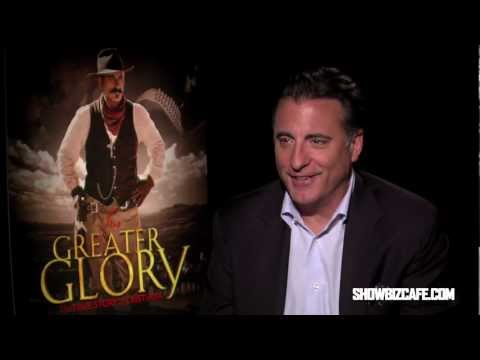 "Jack Rico interviews Andy Garcia: "" 'Godfather Part 4' is in Francis' hands"""