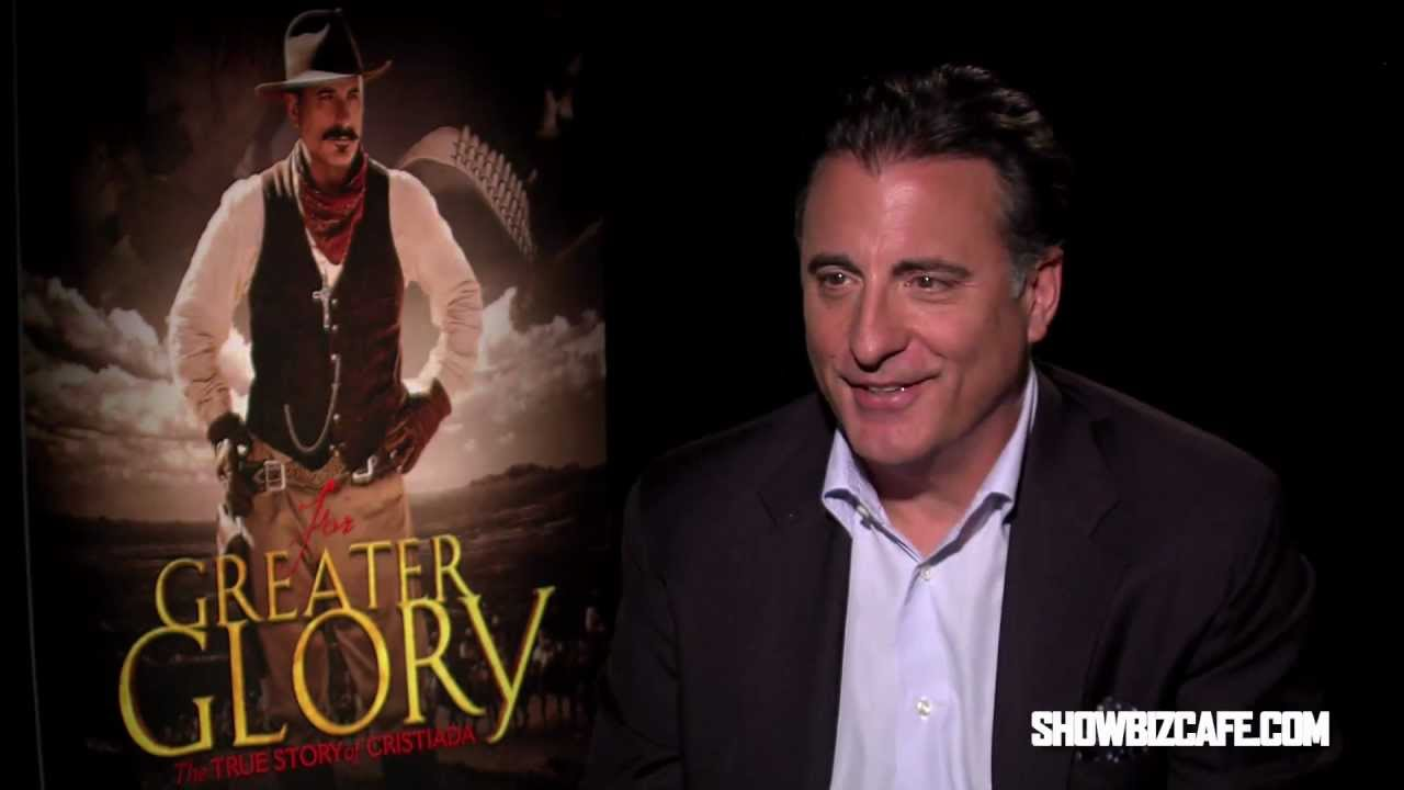 "Jack Rico interviews Andy Garcia: "" 'Godfather Part 4' is ..."