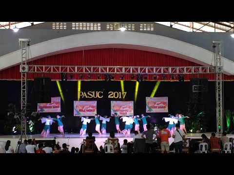 PASUC 2017 - REGION 9 (WMSU) FOLKDANCE (LAPAY BANTIGUE)