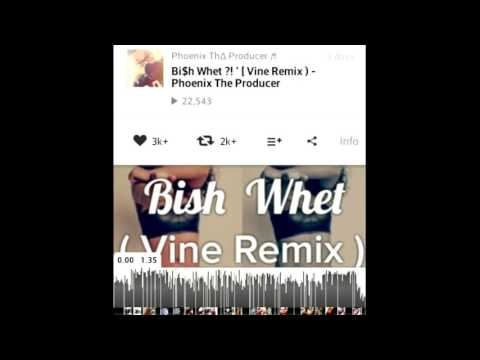 Toni Romiti Bish Whet Vine Remix Byna Mix