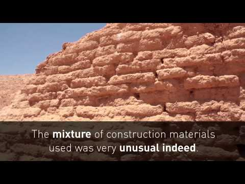 Newly-discovered ancient palace stuns archaeologists in Libya