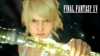 Final Fantasy XV - Ride Together Trailer