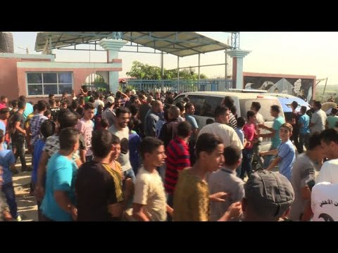 Gazans hope Palestinian unity visit will bring improvement