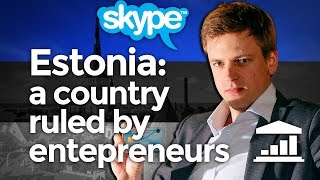 Is ESTONIA the European SILICON VALLEY? - VisualPolitik EN