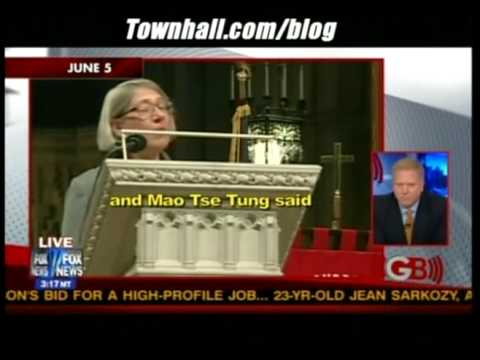 "Obama Cabinet Member Anita Dunn: Mao Tse Tung ""Favorite Philosopher""; Truth is subjective"