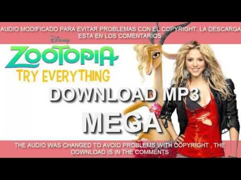 download lagu shakira try everything stafaband