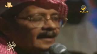 برنامج الراحل يروي تفاصيل اللحظات الأخيرة في حياة طلال مداح على خشبة المسرح