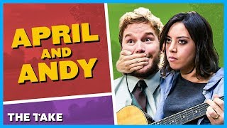 Parks and Recreation: April & Andy - Millennials Growing (Up) Together