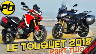 Performance Bikes BMW S1000XR Tested | Le Touquet Test (Part two)