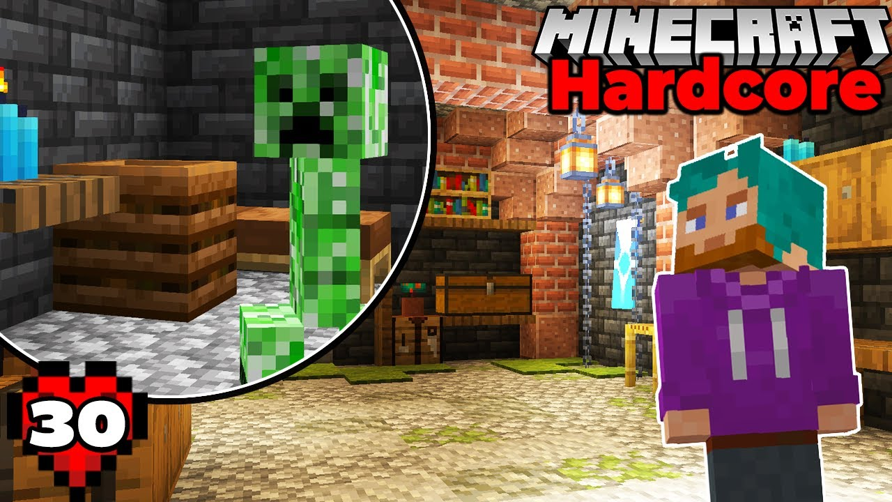 Collecting Deadly mobs for my Castle Dungeon in Hardcore Minecraft 1.17 Survival