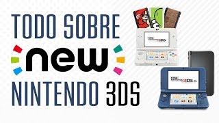 New Nintendo 3DS y New 3DS XL. Examen y comparativas