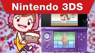 Nintendo 3DS - Cooking Mama 5