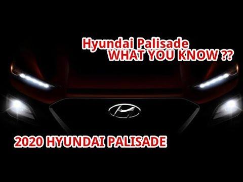 [BEST] 2020 Hyundai Palisade