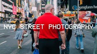 NYC Street Photography POV fea…
