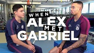 WHEN ALEX MET GABRIEL JESUS | Rehab Tips from a Pro