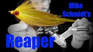 Fly Tying: Mike Schmidt's Reaper