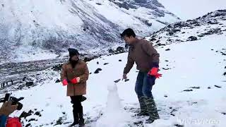 Sikkim..tour in May.(yumthang valley,zero point)snow world