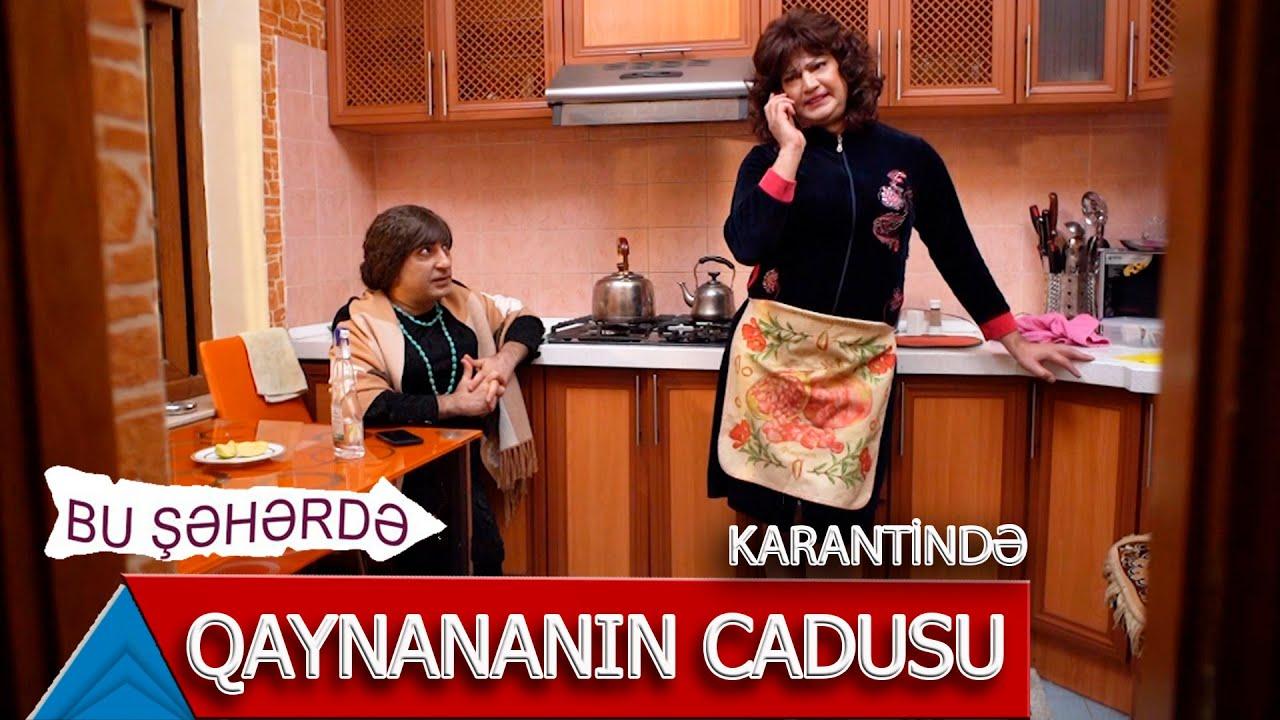 Bu Səhərdə Qaynananin Cadusu Youtube