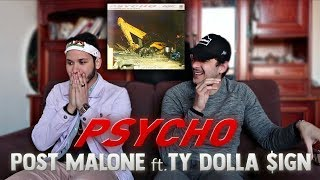 Post Malone - Psycho feat Ty Dolla Sign (Première Ecoute)